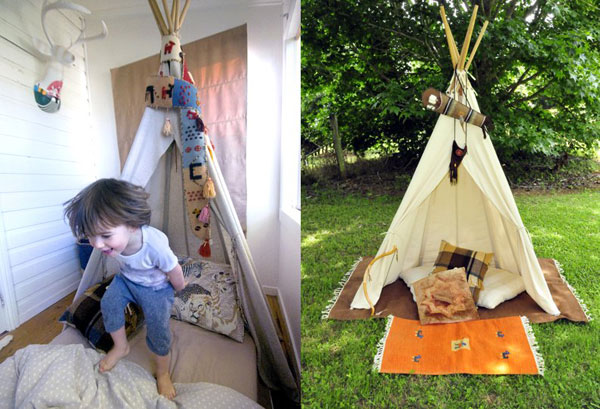 Bed tipi gallery Babyology Exclusive   Find bedtime fun with Bed Tipi from Lisas Closet