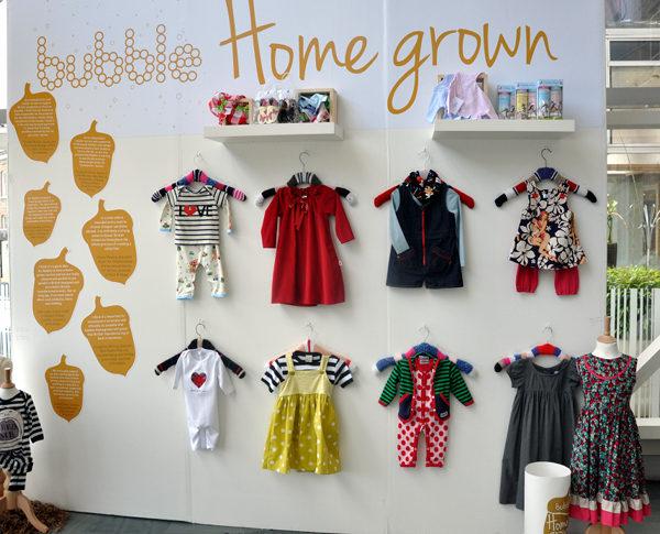 Bubble London trade show kids fashion babies