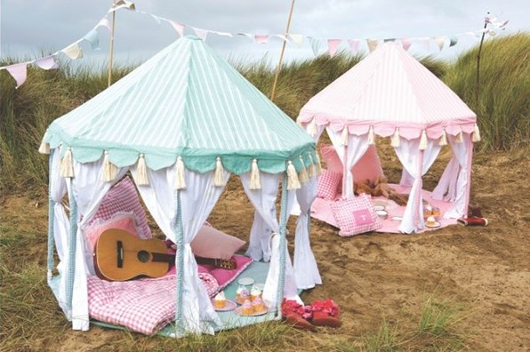 Pavilion playhouses from Petit