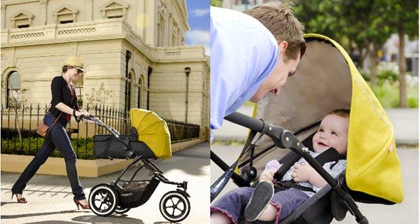 phil teds navigator Babyology Exclusive   Phil & Teds Navigator and Dot prams!