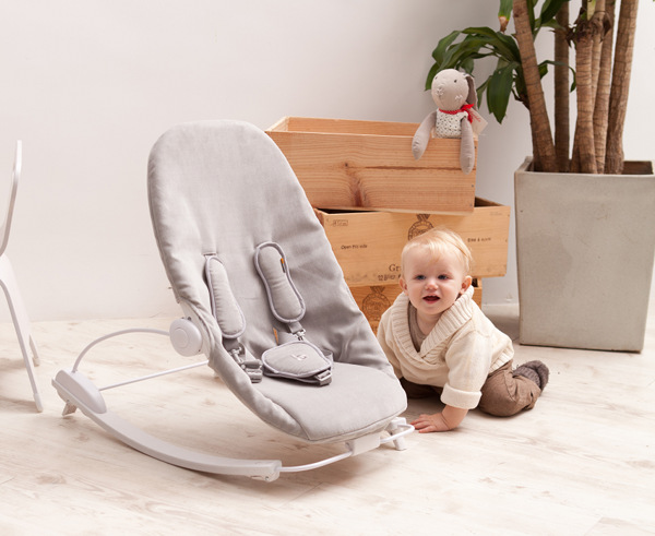 Bloom Coco Go baby lounger cradle bouncer
