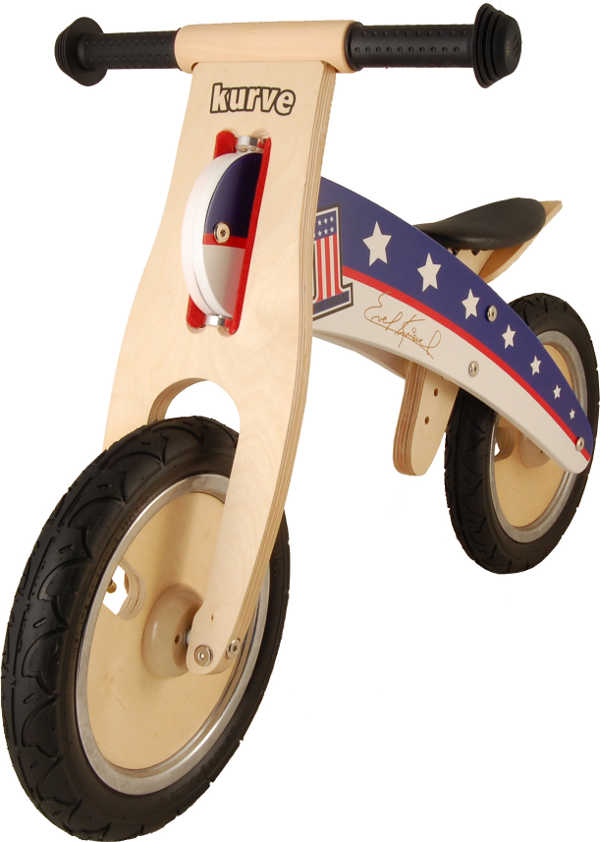Kiddimoto motorsport balance bike