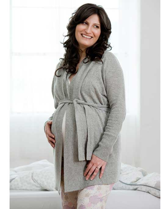 mama love cardigan Wrap up and relax in cosy Mama Love fashion