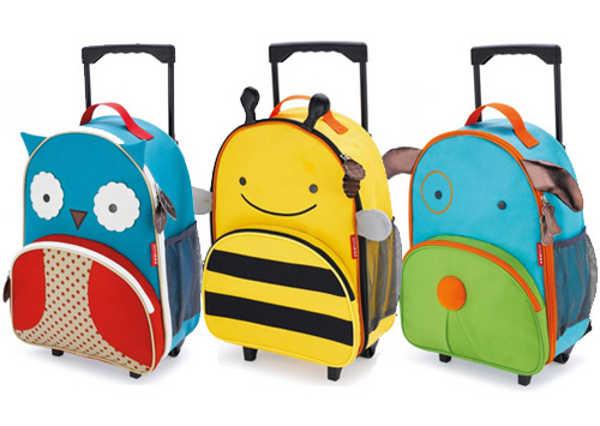 Skip Hop Kids Rolling Luggage