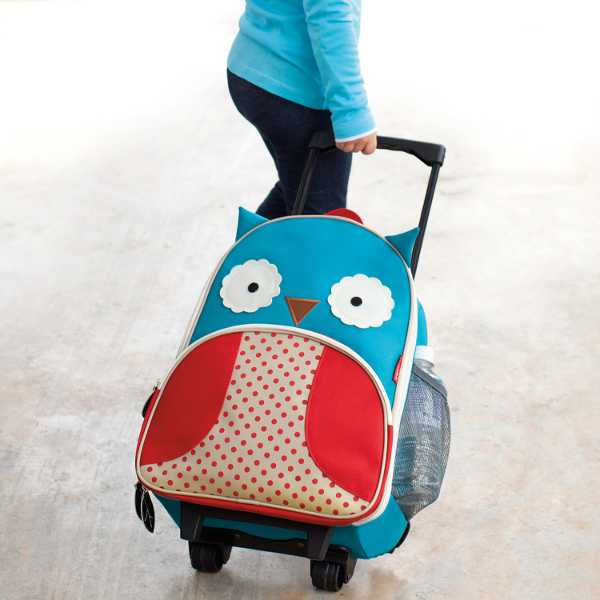 skiphop3 Roll up, roll up   its rolling luggage for kids from Skip Hop!