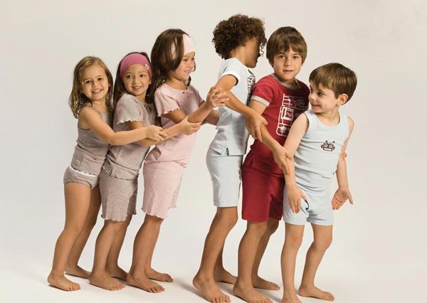 Eeni Meeni Miini Moh underwear and pyjamas spring/summer 2012