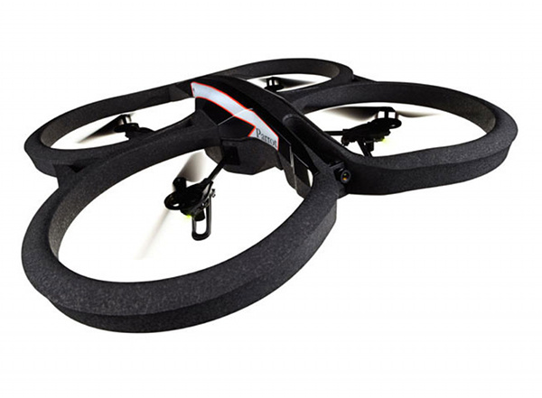 smartphone controlled AR Drone 2.0