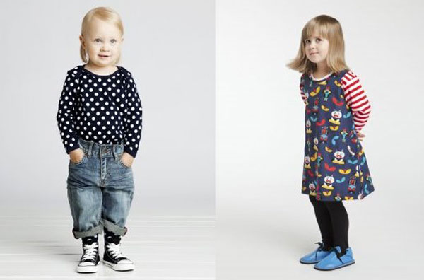 marimekko2 Make a statement in Marimekko childrens fashion