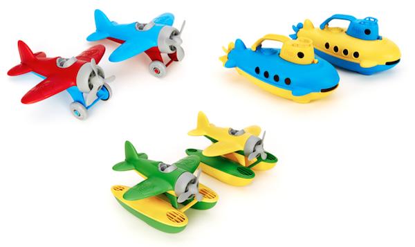 environmentally friendly toys