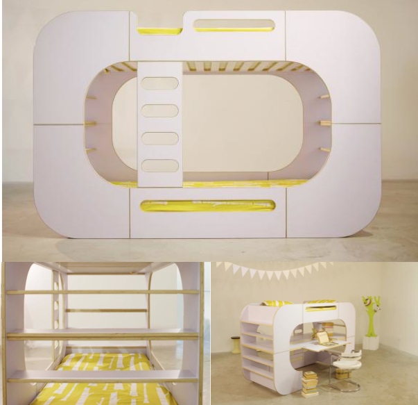 funky baby furniture.  baby modern stylish bunk bed in funky baby furniture e