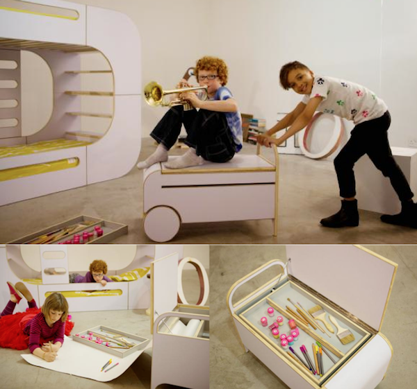Awesome kid's furniture