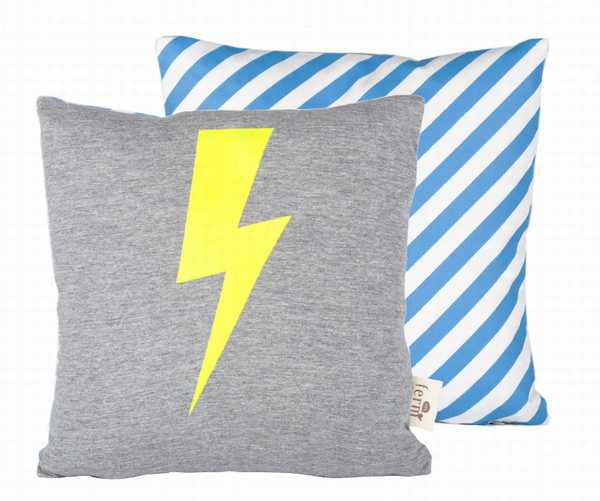 fermKIDS Cusion Lightning Update   new kids collections from Ferm Living