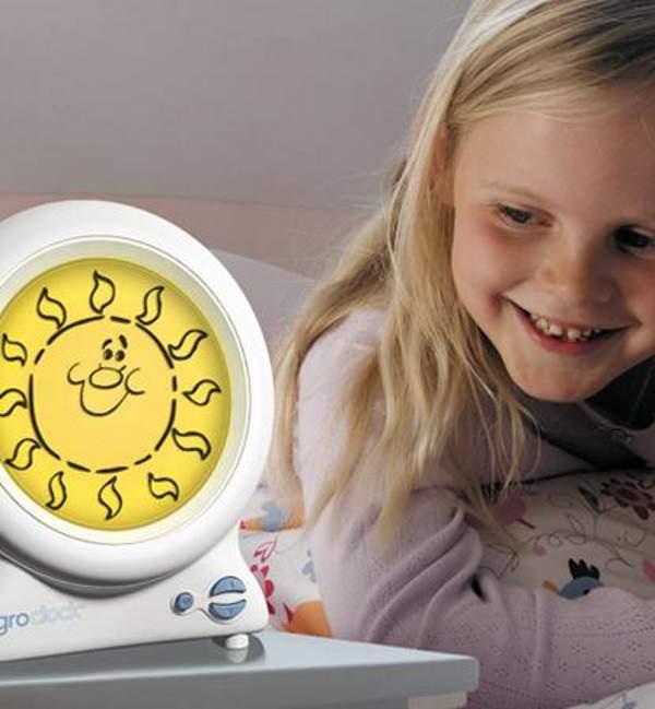 GRO Blind GRO Clock
