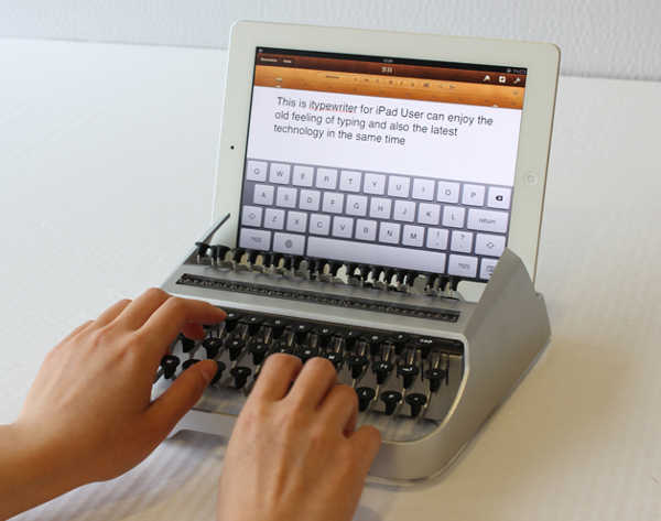 iTypewriter for iPad