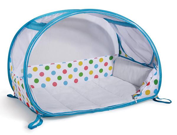 koo-di pop up cot travel cot babies toddlers