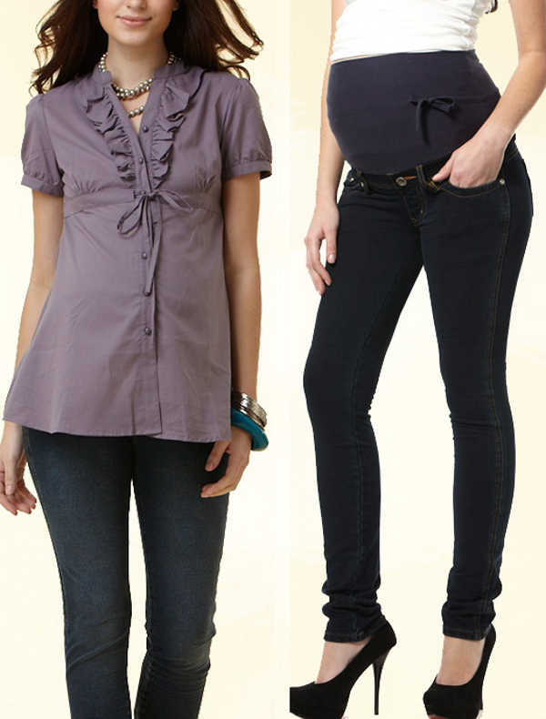 Mamaway maternity jeans