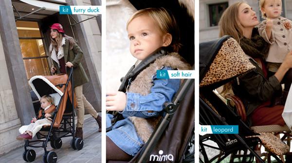 Mima Bo stroller