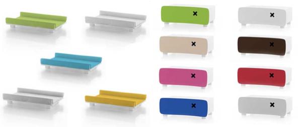 Colourful Nursery Furniture
