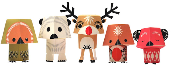 funky christmas decorations