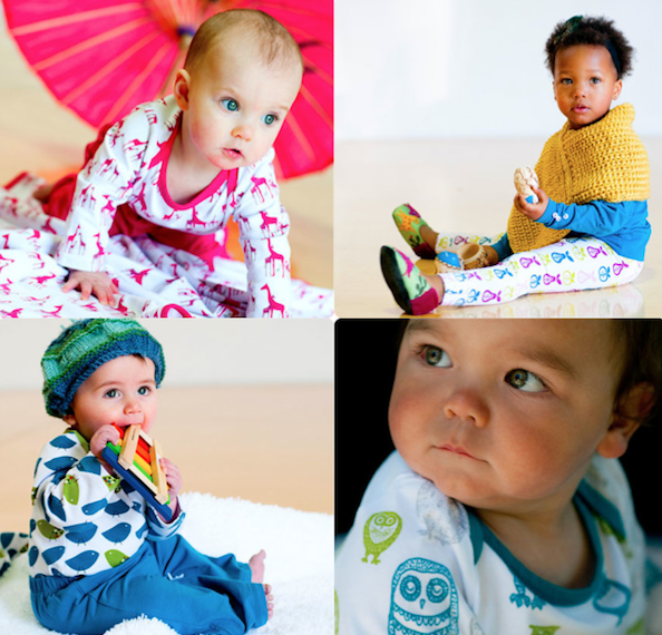 beautiful and bright kids clothing