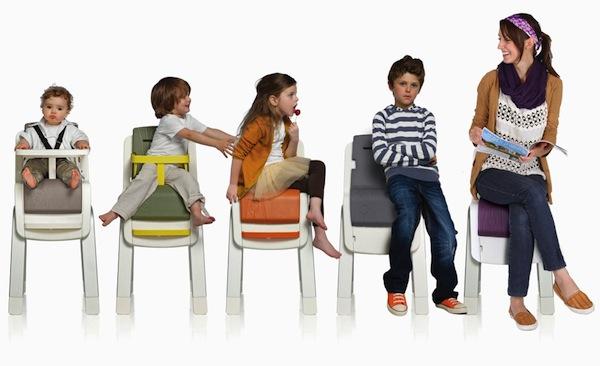 Designer High Chair