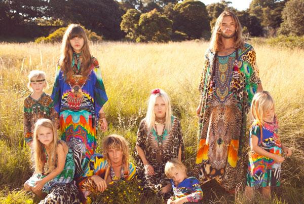 Camilla Franks Launches Mini Gypset Kidswear Collection