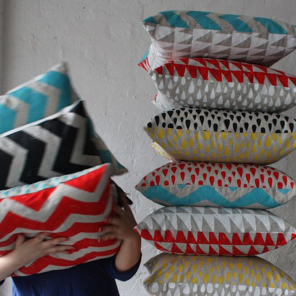 Harvest Textiles   homegrown talent in artistic soft furnishings