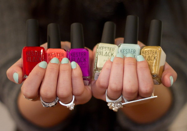 kester black nail polish 2 Babyology Christmas Gift Guide – eight to twelve years