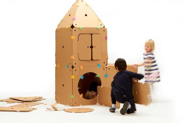 bild Build your childs imagination with the Bildopolis building kit