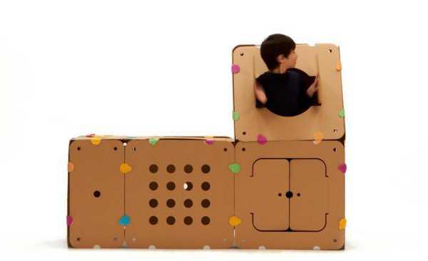 bild2 Build your childs imagination with the Bildopolis building kit