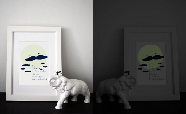 Nursery prints from A Little Ink