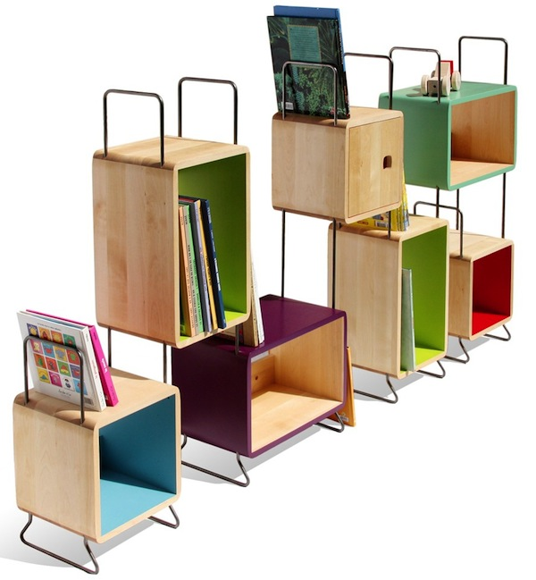 bookcase storage kids rooms