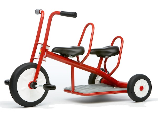 Carry1 Toddler trikes for thrills, not spills
