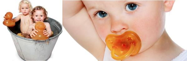 natural eco teethers