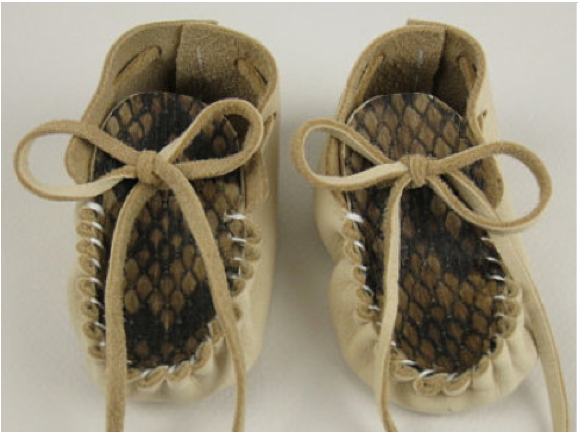 Rattle Snake Baby Moccasins Are you expecting a snake in the Chinese New Year 2013?