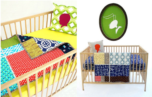 auntbucky Get clucky with bed and cot linen from Aunt Bucky