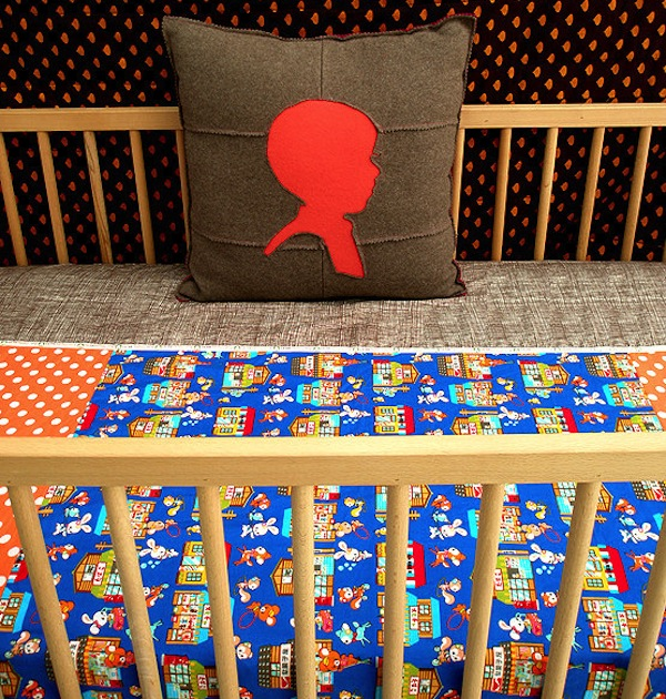 auntbucky1 Get clucky with bed and cot linen from Aunt Bucky