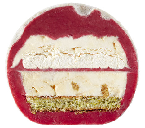 dezeen Ice Moon by Doshi Levien for Haagen Dazs 5a Ice cream cakes that are out of this world