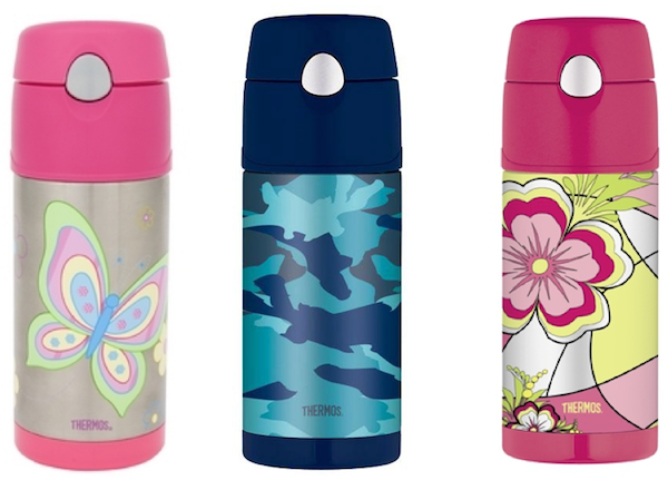 thermos drink bottle for school children