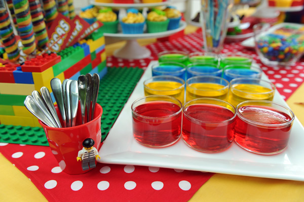 lego party7 Show us your party   Jacks Lego birthday