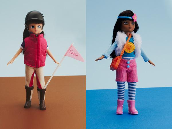 lottie2 Were just wild about Lottie Doll!