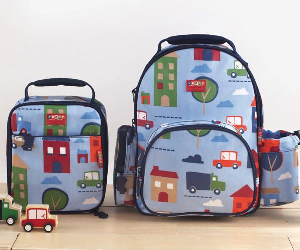 Penny Scallan backpacks