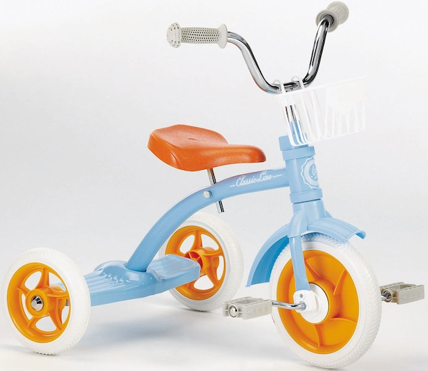 superlucyblue Toddler trikes for thrills, not spills