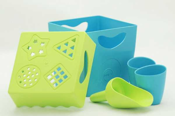 Biodegradable Beach Toys