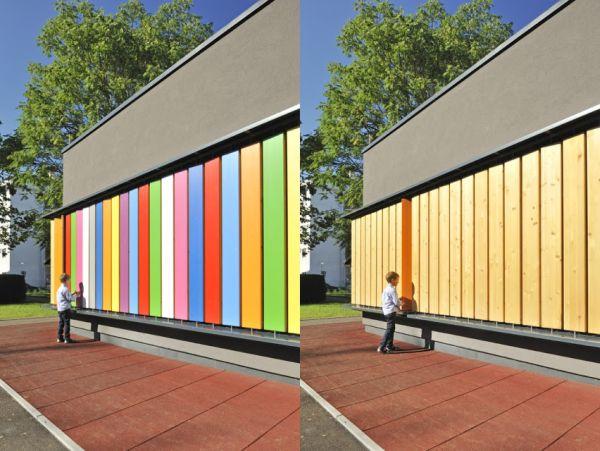 Kindergarten Kekec By Arhitektura Jure Kotnik 1 Spin some colour at Kindergarten Kekec