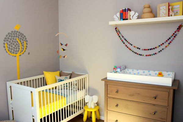Leo nursery 10 Show us your nursery   Leos superbly styled space
