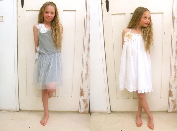 Stevie and me girls dress web Stevie & Me   sweet summer fashion for babies and girls