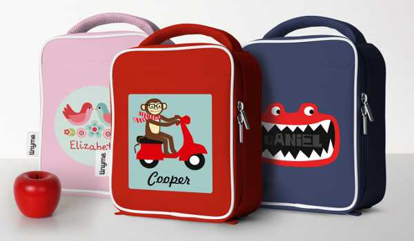 Tinyme Lunch Bags Back to School Guide   lunch boxes and food storage