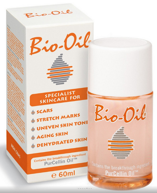 bio oil 1 Bio Oil for pregnancy stretch marks, skin tone & scars