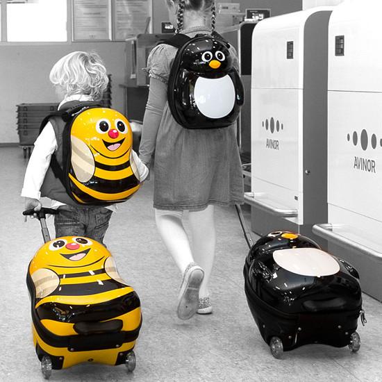 Amara Cuties and Pals backpacks